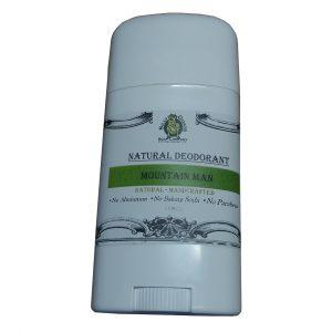 Mountain Man Natural Deodorant Without Baking Soda
