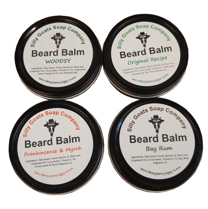 Silly Goats' Natural Bead Balm