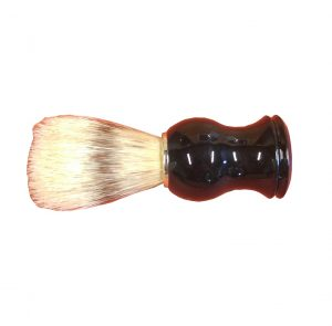 Silly Goats Synthetic Badger Hair Brush