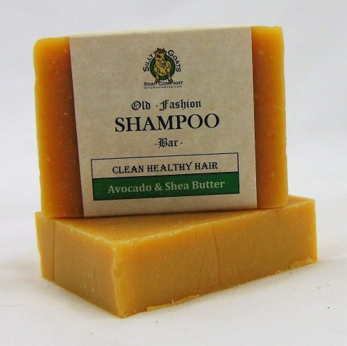 Shampoo Bar - Avocado & Shea Butter, by Silly Goats Soap Co.