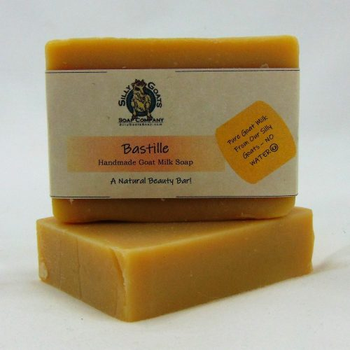 Bastille, Handmade Goat Milk by Silly Goats Soap Co.