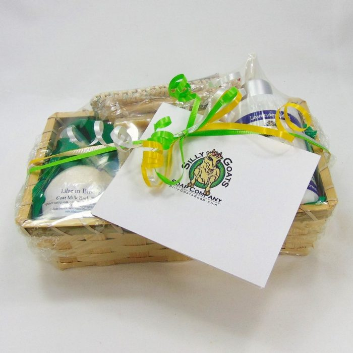 Gifts Baskets and Bags by Silly Goats Soap Co.